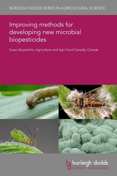 Improving methods for developing new microbial biopesticides